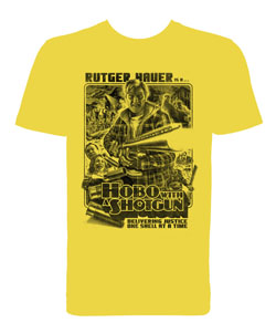 Hobo With a Shot Gun - T-shirt