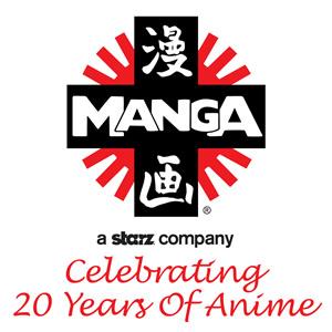 Manga - Celebrating 20 Years of Anime