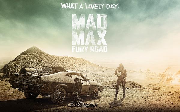 SciFi London - Mad Max