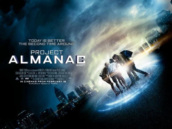 SciFi London - Project Almanac