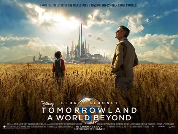 SciFi London - Tomorrowland A World Beyond