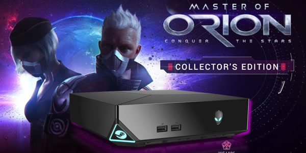 Master of Orion Alienware competition