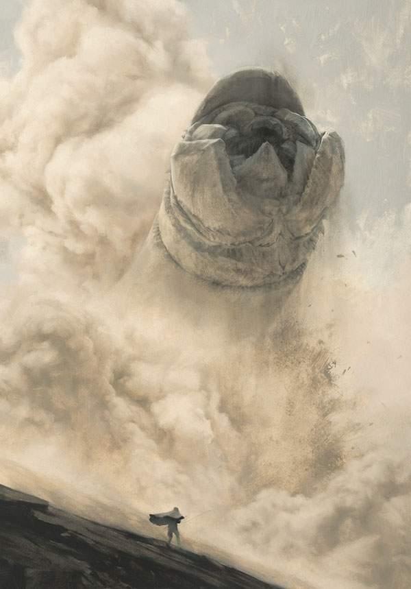 The Folio Society's 50th Anniversary Edition of Frank Herbert's Dune