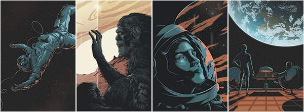 2001 A Space Odyssey - Images