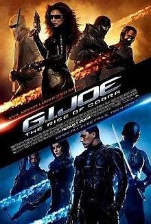 GI Joe: Rise of Cobra