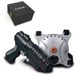 Laser Shock Guns