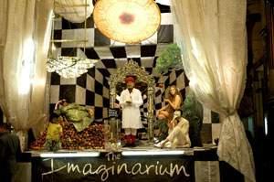 The Imaginarium of Dr Parnnasus