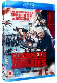 Cockneys Vs Zombies Blu-ray