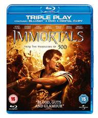 The Immortals - Triple Play