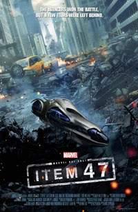 Marvel's Item 47 One-shot