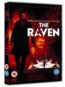 The Raven Blu-ray