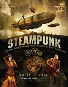 SteamPunk Design Book