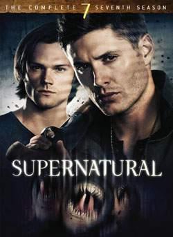 Supernatural Season 7 DVD