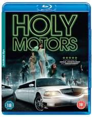 Holy Motors Blu-ray