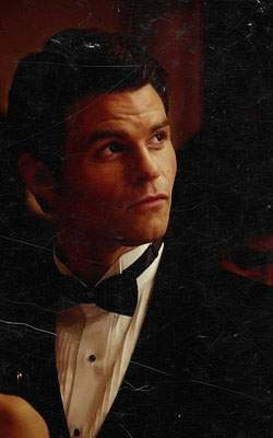 The Vampire Diaries Elijah