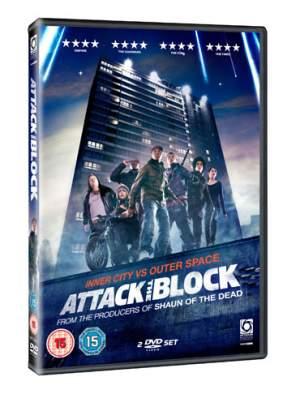 Attack the Block DVD