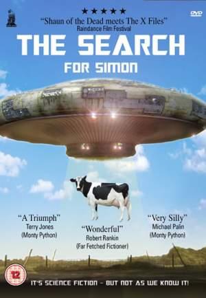Search for Simon DVD Cover