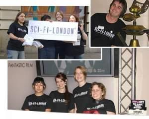 SCI-FI-LONDON Volunteers
