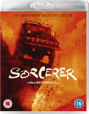 Sorcerer UK Blu Ray