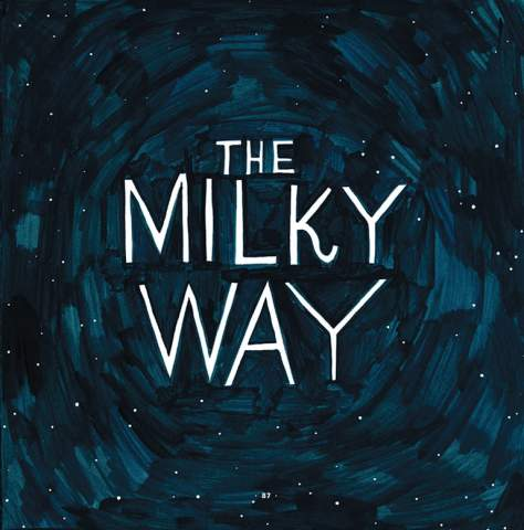 Milky Way Title