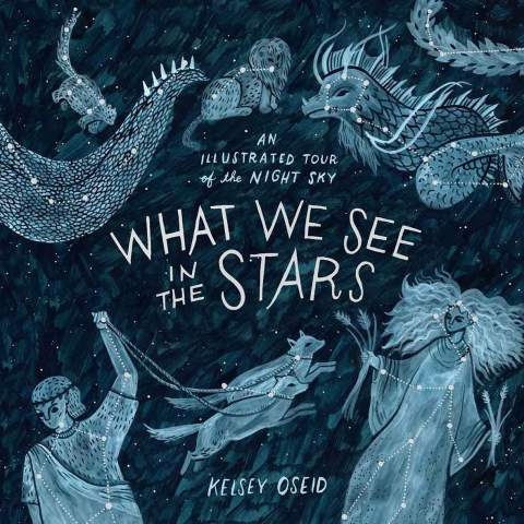 What We See In The Stars Front Cover