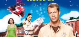 Eureka Season 3.5 DVD