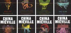 New book covers for China Mieville