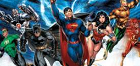 DC Comics Deck Building Packshot