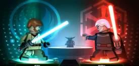 Lego Star Wars Yoda Chronicles - Choose a side
