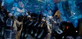 Pacific Rim - Gypsy Danger Cockpit