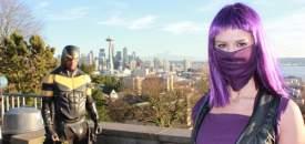 Shoreditch Heroes - Phoenix & Purple Reign