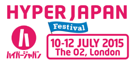 Hyper Japan Festival 10-12 July 2015 The O2, London