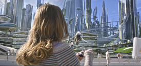 SciFi London - Tomorrowland A World Beyond
