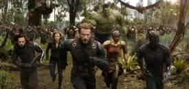 Marvels Avengers Infinity War