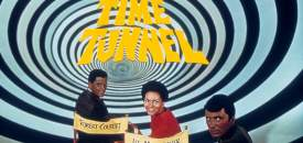 Robert Colbert, Lee Meriwether and James Darren - The Time Tunnel (Koch Media)