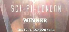 the sci-fi-london 48hr trophy