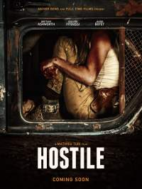 Hostile - Poster