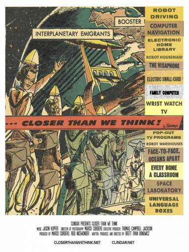 closer than we think poster