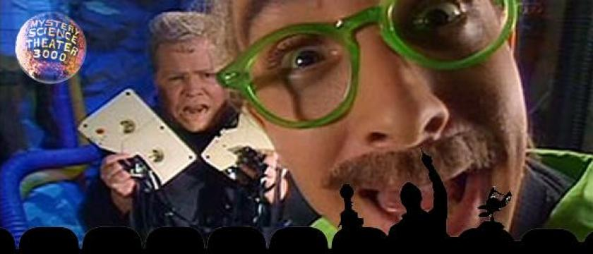 25TH ANNIVERSARY CELEBRATION OF MST3K